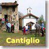 CANTIGLIO, piccolo borgo montano contadino di S. Giovanni Bianco
