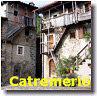 Il borgo antico di CATREMERIO di BREMBILLA