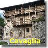 Il borgo antico di CAVAGLIA di BREMBILLA