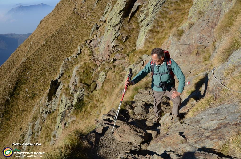 Salita dai roccoli di loria sul monte legnone 2609 m l for Cabine del lago vuoto