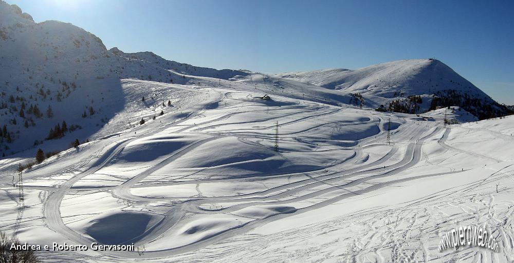 Immagini di sci nordico dalle piste dei piani di bobbio for Foto di piani di costruzione di fattoria