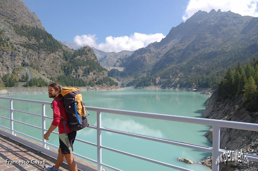 Partenza Sul Lago Di Campo Moro