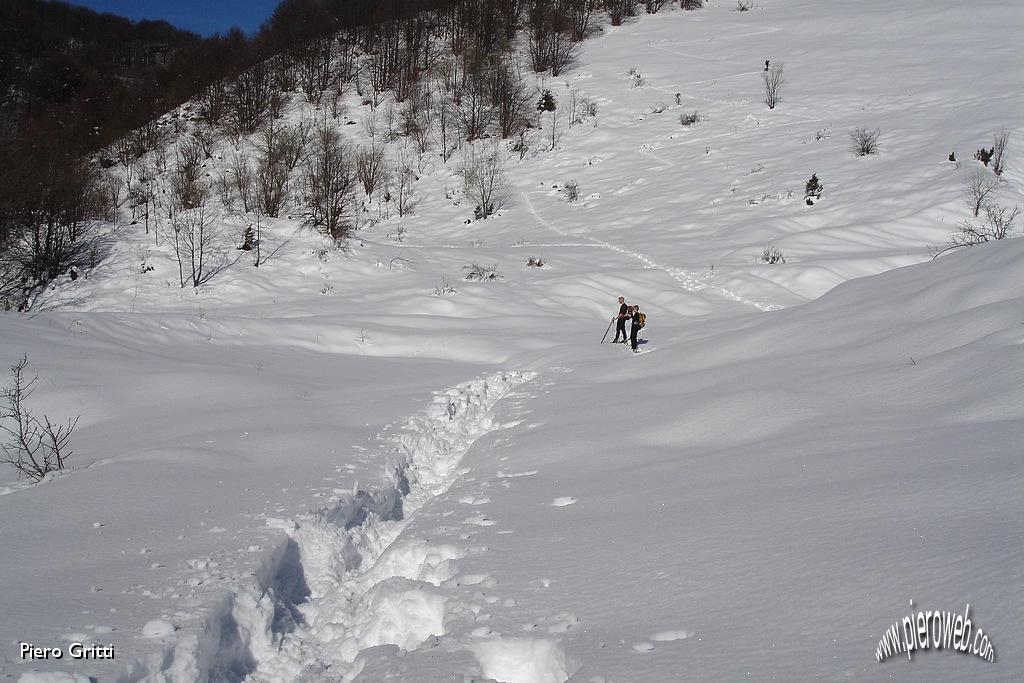 Salita invernale in resegone il 19 febbraio 2011 3 tanta neve polvere - Tanta polvere in casa ...