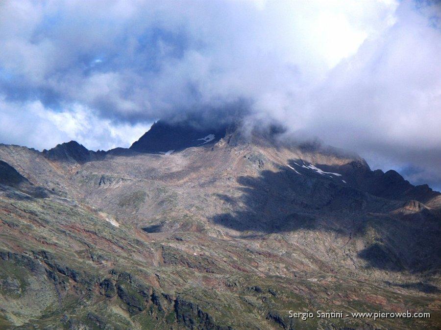 Ascensione al corno dei tre signori 3360 m il 26 agosto for Piani di camera di tre stagioni