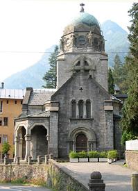 Il Tempio dei Caduti da nord - foto Piero Gritti