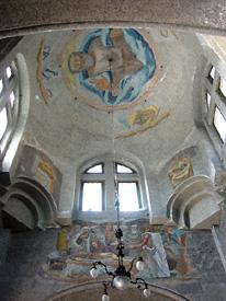 La cupola - foto Piero Gritti